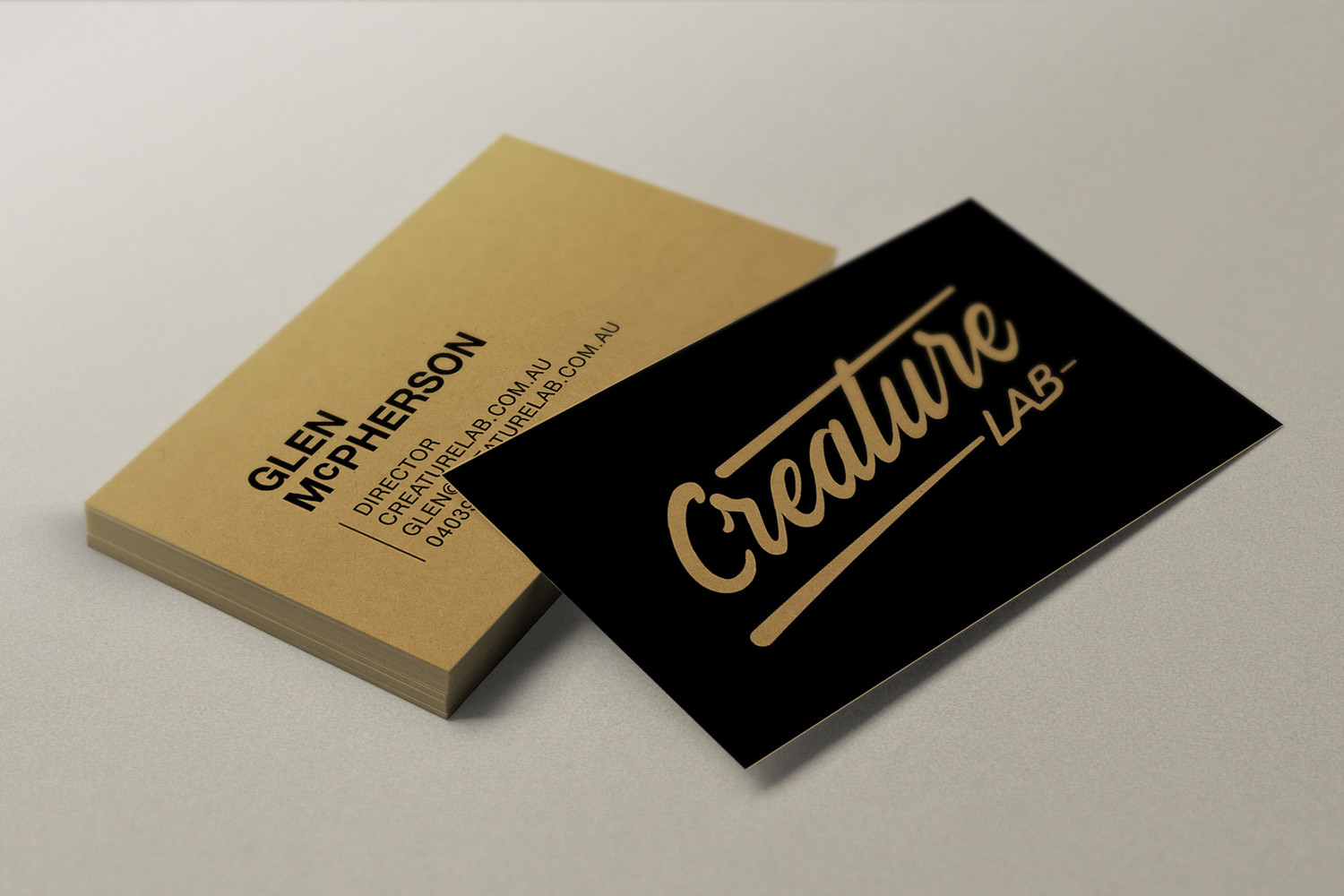 Business Cards - Gdiarra|Gdesign | From Theory To Reality